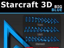 Starcraft 3D Big