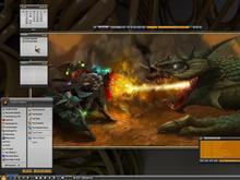 Golden Ares Desktop