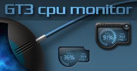GT3 cpu monitor