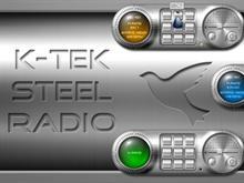K-tek steel radio