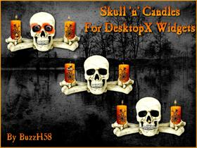 Skull 'n' Candles