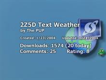 Text WinCust 2URL Monitor