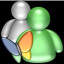 MSN Messenger Docklet