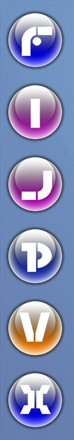 Clickteam Application Icons