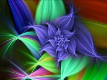Violet Color LV