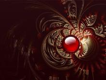 Red Brocade LV