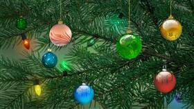 Christmas Tree Branches LV