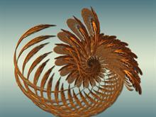 Wheat Basket Spiral