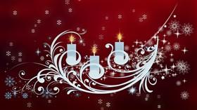 Christmas Candles 2011