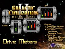 GalCivII Drive Meter