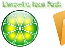 Limewire Icon set