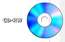 CR-RW icon