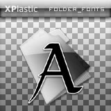 XPlastic Folder Fonts