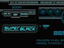 SUPER BLACK 865 SET 01