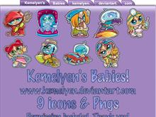 Kemelyen's Babies