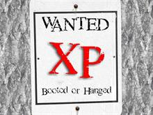 wanted xp