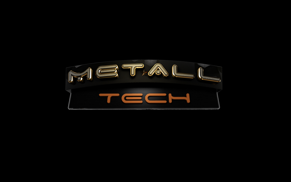 Metall Tech~Black Steel