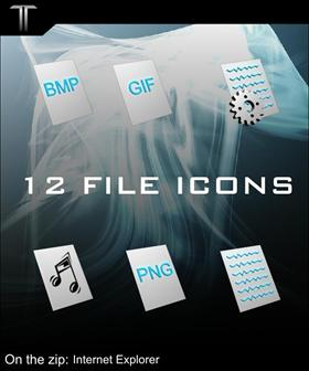 Evolve File Icons