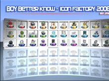 Boy Better Know Icon Factory