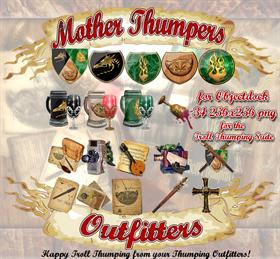 Motherthumpers OD Icons