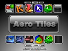Aero Tiles backgrounds