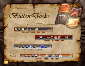 Wood Tabed Docks (Skin Pac) for OD+