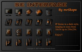 SE Interface (orange)