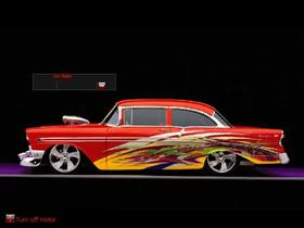 1956 Custom Chevy Bel Air