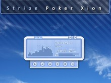 Stripe Poker Xion
