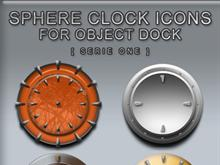 Sphere Clocks Serie One For OD