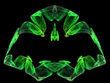 St Pats Irish Fractal