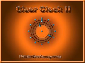 Clear Clock II