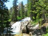 Redfish Lake Creek Waterfall