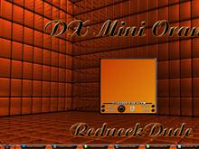DX Mini_Orange