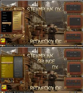Steampunk DX