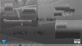 Duct Tape Multi Widget