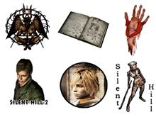 Silent Hill Icons