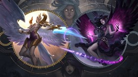 Kayle and Morgana