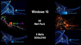 Win10 4K Wall Pack