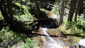Rocky Mountains Creek