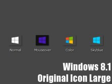 Windows 8.1 Original Icon Large