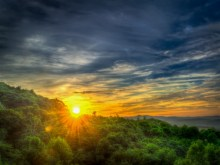HDR Sunrise 2