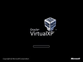 Virtualbox Boot