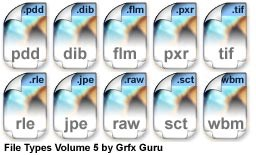 File Types Volume 5