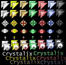Crystalix Pack