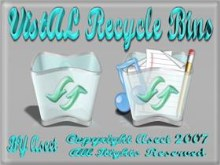 VistAL Recycle Bins