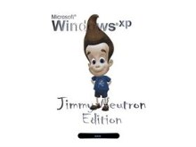 Jimmy Neutron - White Edition
