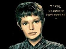 T'POL - Starship Enterprise