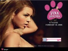 Pink Panther Movie LogonXP v.1