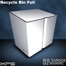 XPS (Recycle Bin Full)